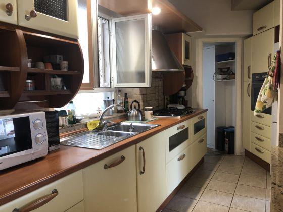 3-bedroom furnished flat Trastevere - image 4