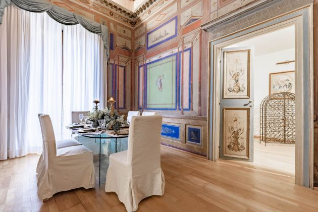 Elegant furnished 2-bedroom flat in the heart of ROME! - image 6