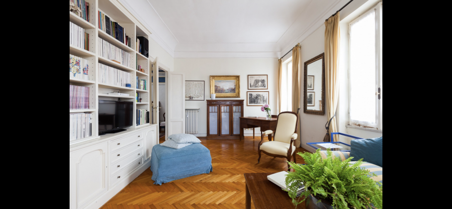Amazing 2-bedroom penthouse with huge terrace in center of Rome! - image 8