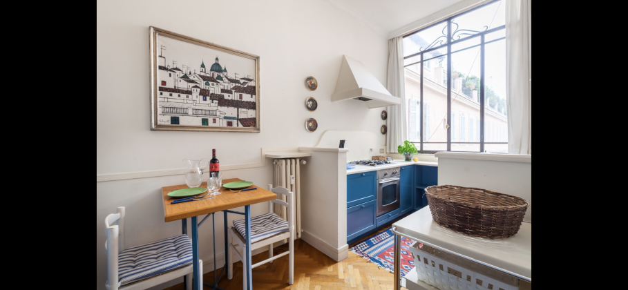 Amazing 2-bedroom penthouse with huge terrace in center of Rome! - image 11