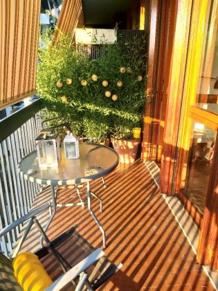 CHARMING AND URBAN FURNISHED STUDIO APARTMENT WITH TERRACE IN VILLA BONELLI - image 7