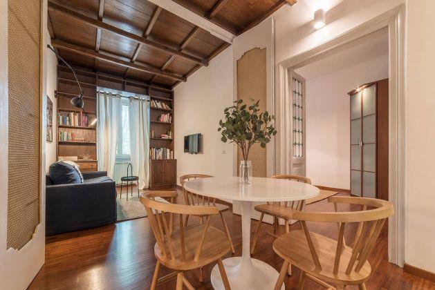 Trastevere - Charming 3 - bedroom flat - image 3