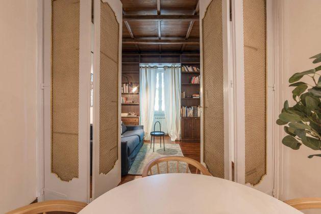 Trastevere - Charming 3 - bedroom flat - image 4