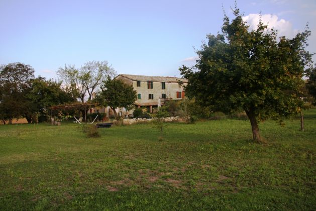 Only for lovers of highest quality uncontaminated countryside living in Sarteano (Siena)  170 km North of Rome. - image 5
