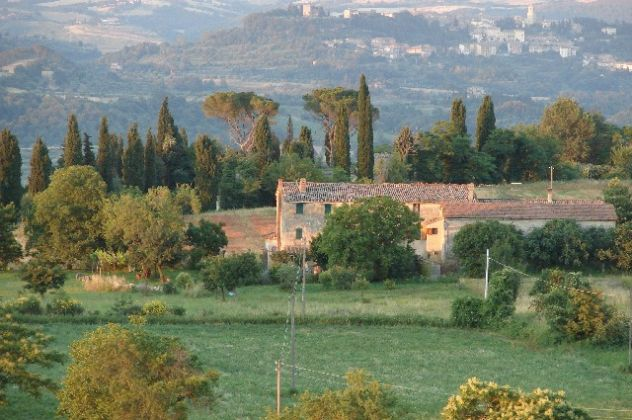 Only for lovers of highest quality uncontaminated countryside living in Sarteano (Siena)  170 km North of Rome. - image 6