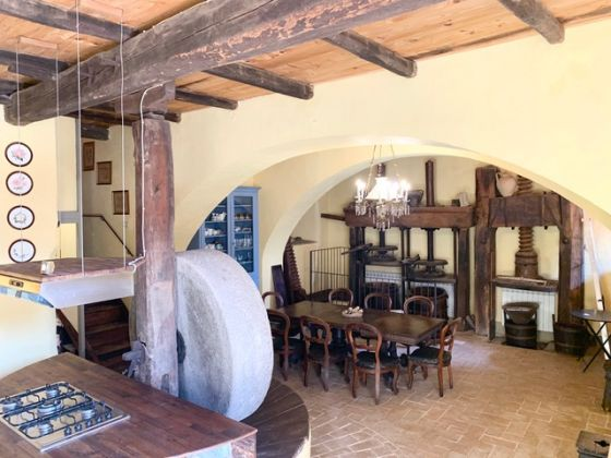 Holiday house in Umbria - La Torre dell'Olio - image 5