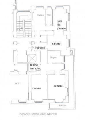 Aventino - San Saba Bright two-bedroom apartment - image 7