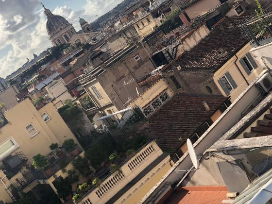 Spanish Steps 1-bedroom flat with SPECTACULAR TERRACE!! - image 12