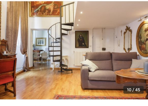 Gorgeus apartment for rent near Fontana di Trevi - image 6