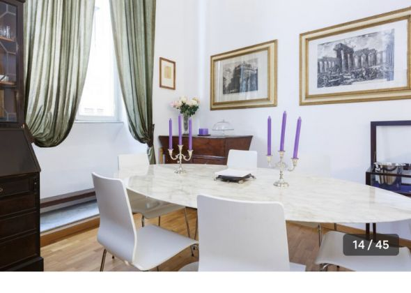 Gorgeus apartment for rent near Fontana di Trevi - image 8
