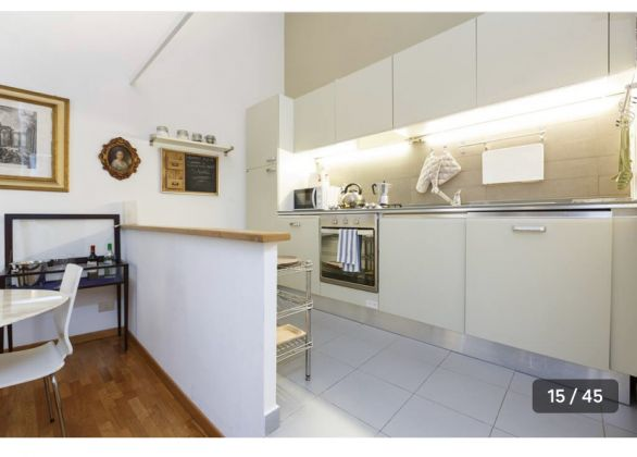 Gorgeus apartment for rent near Fontana di Trevi - image 5