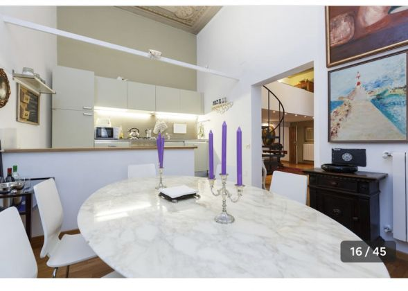 Gorgeus apartment for rent near Fontana di Trevi - image 4