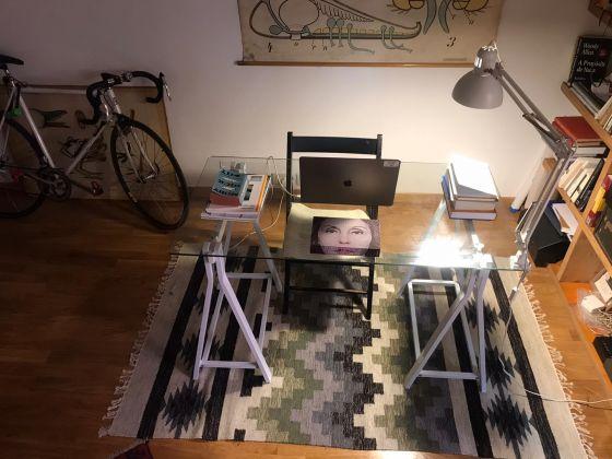 Glass Desk - image 3