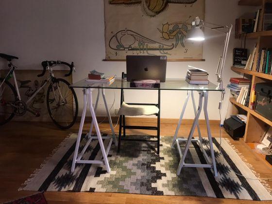 Glass Desk - image 4