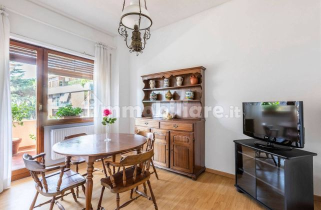 250m2 flat + Terrace with stunning view of St. Peter's Basilica! - image 11
