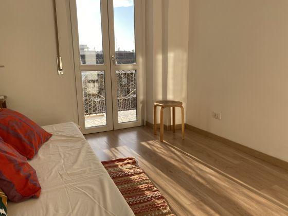 Bright 2 bedroom apartment in Garbatella - image 5