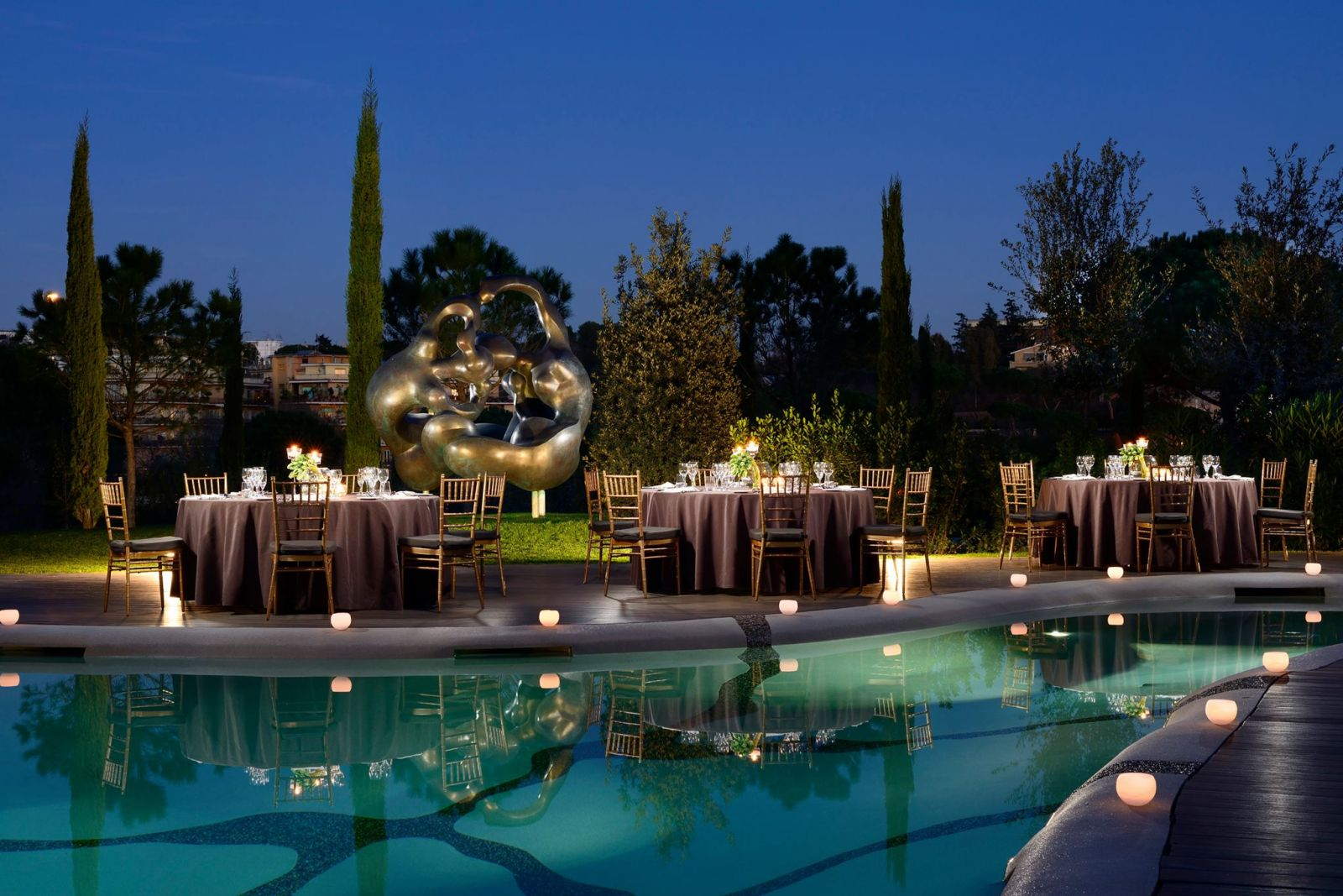 A roma lifestyle hotel rome wanted in rome for Rome hotel piscine