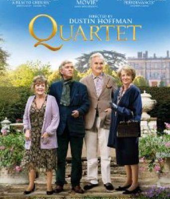 English language cinema in Rome: Quartet