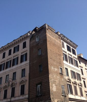 Old and new in Rome