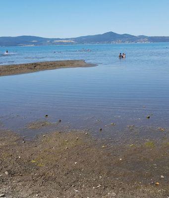 Rome's Bracciano Lake in critical condition