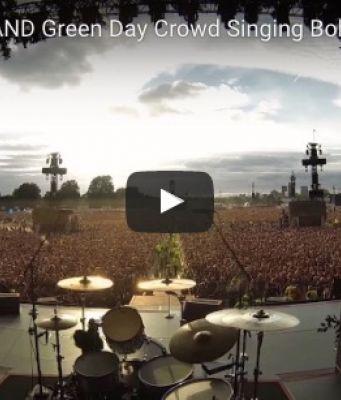 65,000 people singing Bohemian Rhapsody in Hyde Park.