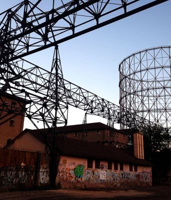 Rome's Gazometro celebrates 80 years