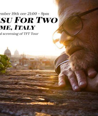 Tiramisu for Two showing in Rome