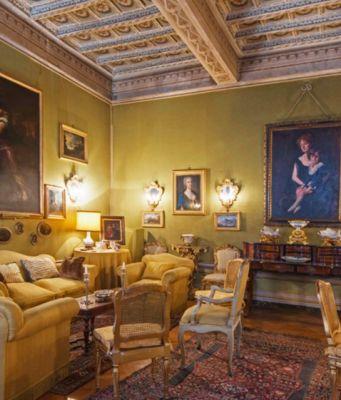 Palazzo Patrizi exclusive tour