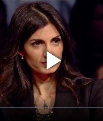 Rome's Mayor interview last night on TV (Part II)