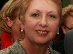 Mary McAleese book launch in Rome