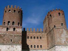 Rome's Aurelian Walls