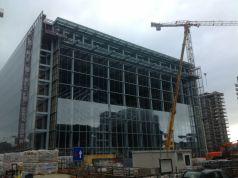 Rome's new congress centre