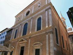 St Nicholas ceremony at S. Maria dell'Anima