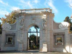 Rome's Villa Celimontana restored