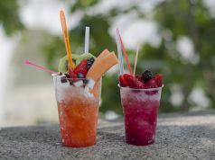 Grattachecca: Rome's ice-cool summer drink