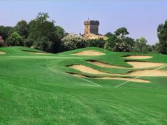 S.S. Golf Club Marco Simone (18 - 9 holes)
