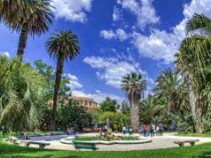 Rome's Botanical Gardens, Orto Botanico