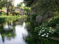 Guide to gardens around Rome