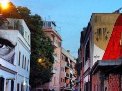 Pigneto neighbourhood