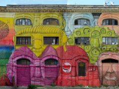 Street art tours of Ostiense and Testaccio