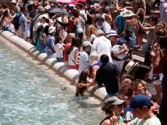 Heatwave hits Rome