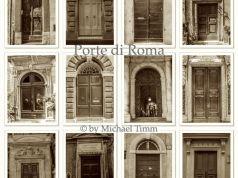 Porte di Roma by Michael Timm