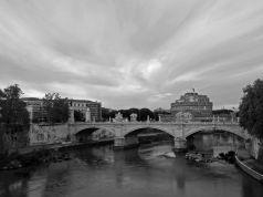 Rome in black and white. Ph: Iacopo Sequi