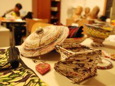 Artisan market at Rome's Beehive Ho(s)tel