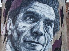Pasolini murals in Rome