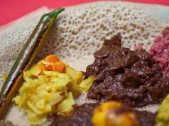 Enqutatash Ethiopian restaurant