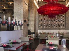 Kuriya Asian restaurant in Rome
