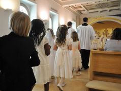 Catechetics for children at Irish College