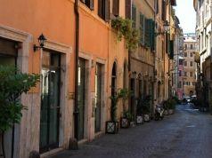 Rome street guide: Via dei Coronari