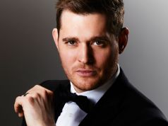 Michael Bublé at Rome Film Fest